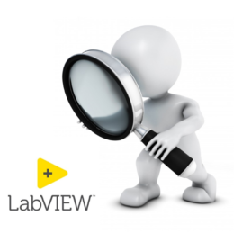 Monitor LabVIEW systems