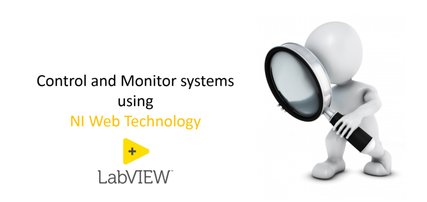 Monitor LabVIEW systems banner