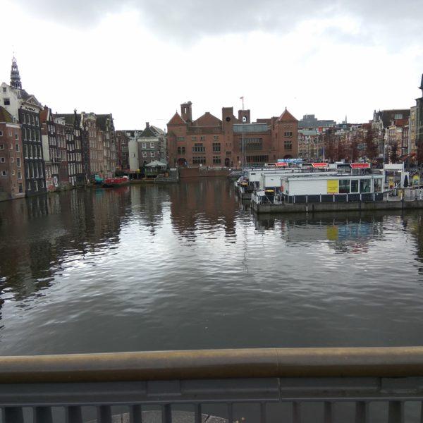 Amsterdam Boat site