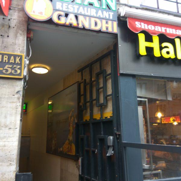 Amsterdam Gandhi Restaurant