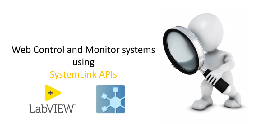 Monitor using SystemLink slider Image